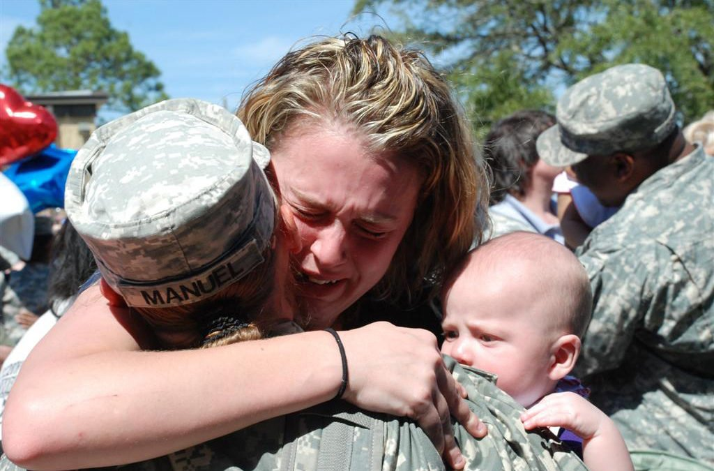 USA Military Families – Tips for Survival During Deployment