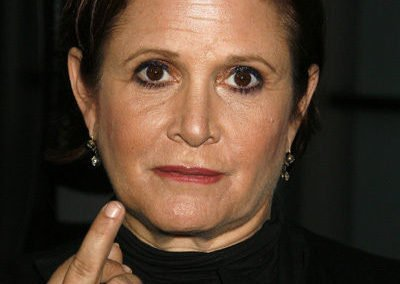 carriefisherfinger