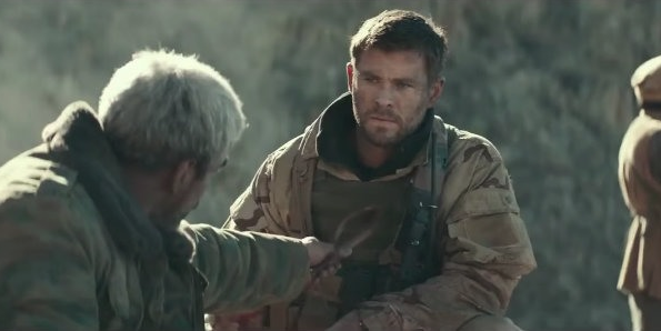 "Famous Green Berets ""Horse Soldiers"" Film New Trailer"