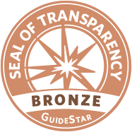 GuideStar Seal of Transparency Bronze