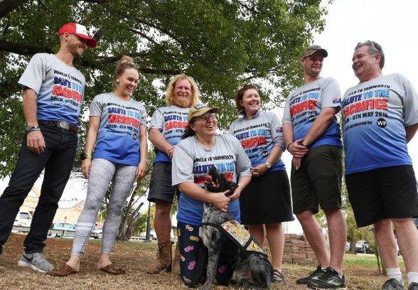 non profit soldier suicide group in Australia