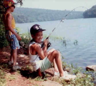 cedrick taylor fishing once a solider