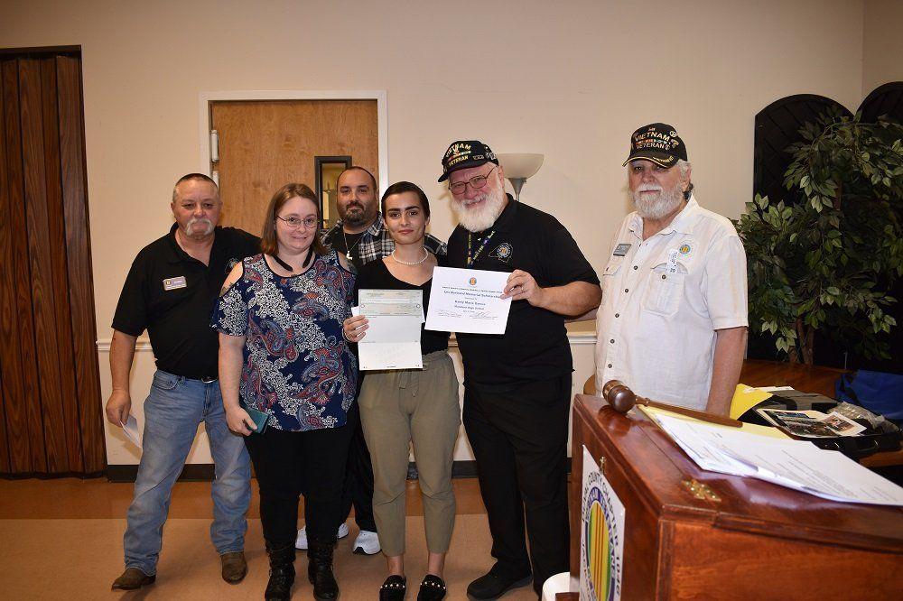 Vietnam Veterans Association 1046 Meets Once a Soldier