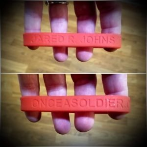 jarod johns wristband
